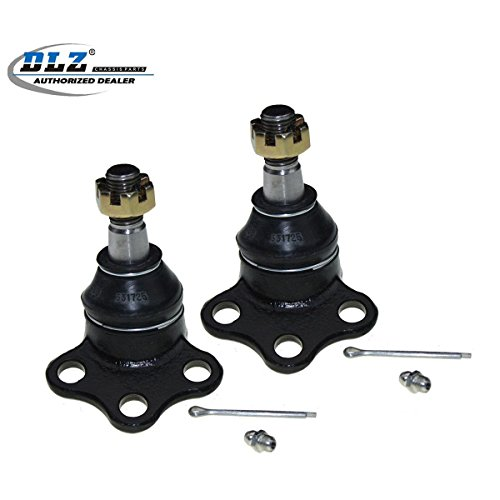 DLZ 2 Pcs Front Suspension Kit-2 Front Upper Ball Joints Compatible with 2000 2001 2002 2003 2004 Dodge Dakota, 2000 2001 2002 2003 Dodge Durango