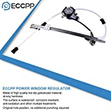 Power Window Regulators Rear Left Drivers Side with Motor Assembly Replacement Parts for 2002-2007 Jeep Liberty