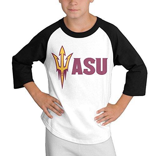 BiuBiu Arizona State University Logo Teenagers Essential T-shirt SizeXL
