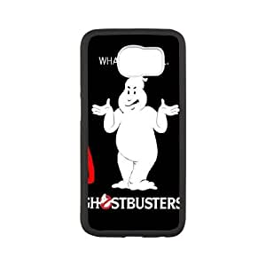 Samsung Galaxy S6 Cell Phone Case White Ghost-Busters Phone Case Cover DIY Personalized CZOIEQWMXN15870