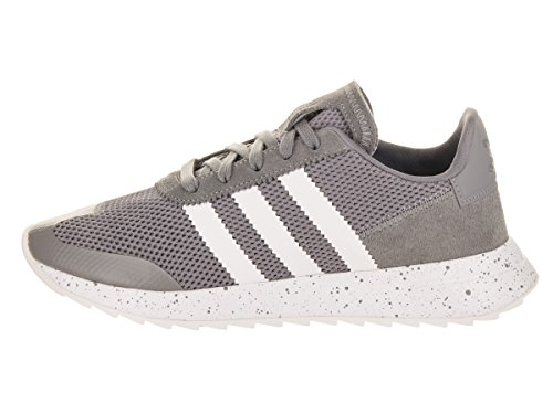 adidas Women's FLB_Runner Originals Running Shoe Grey/White/Grey free shipping order eastbay for sale best place online buy cheap with mastercard mdYNEJzii1