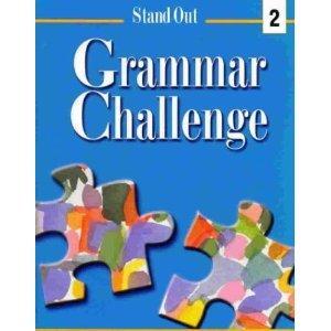 Stand Out Grammar Challenge Workbook Level 2