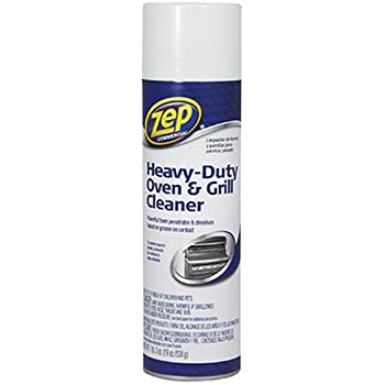 Zep ZUOVGR19 Heavy-Duty Oven and Grill Cleaner 19 Ounces