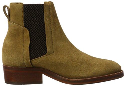 Hudson Londen Damen Rodney Chelsea Boots Braun (tan)