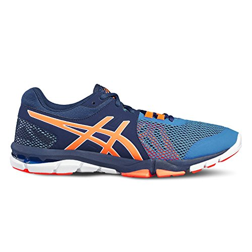 Asics Gel-craze Tr 4 Training Schuh - Aw17 Indigo Blue / Hot Orange / Imperial