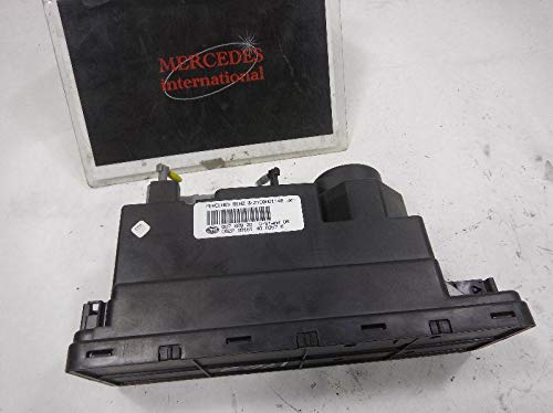 Mercedes Benz E320 Vacuum - 1999 Mercedes-Benz E320 Vacuum Pump (See Part Number) 2108001148