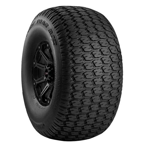 - Carlisle 5753191 Turf Trac RS Lawn & Garden Tire - 15 x 600-6 LRB - 4 ply