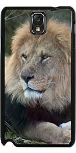 Funda para Samsung Galaxy Note 3 (GT-N9500) - León Salvaje by WonderfulDreamPicture