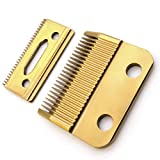 BESTBOMG Professional 2-Hole Flat Hair Clipper