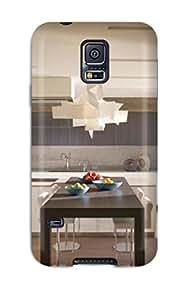 New Arrival Modern Neutral Kitchen WmUECkm5146KFndv Case Cover/ S5 Galaxy Case