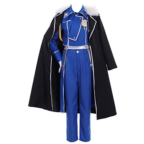 Olivier Armstrong Costumes - CosplayDiy Women's Suit for Fullmetal Alchemist