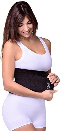 cdbecd9cabf Sbelt Waist Trainer Belt - Miss Shaper Cincher Bajar de Peso Dieta - L XL  Black - Buy Online in UAE.