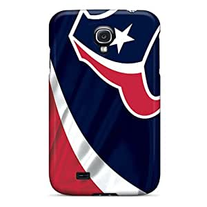 For MJq12612sMVg Houston Texans Protective Cases Covers Skin/galaxy S4 Cases Covers