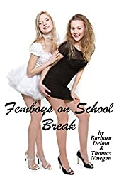 Femboys on School Break: A First Time LGBT Romance