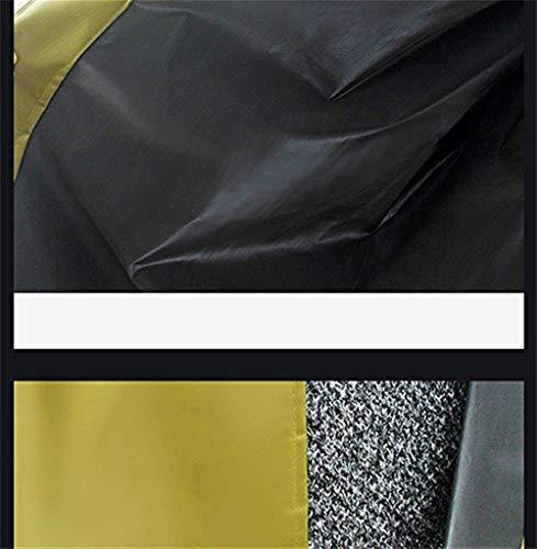 Ropa Poncho Grün Xxxxl Con De Largo Adulto Capucha Siamesa Impermeable Libre Aire Outdoor Unisex Portátil color Lluvia Y Al Huixin xvAqwgH0nU