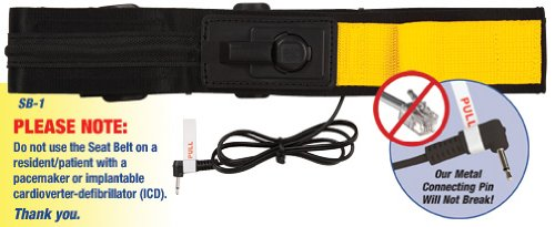 SECURE® Quick-Release Seat Belt Only