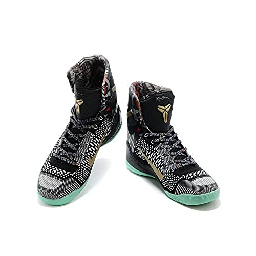 official photos c1b6e 8a8ca chic Mens Kobe 9 Elite High Top Basketball Shoes