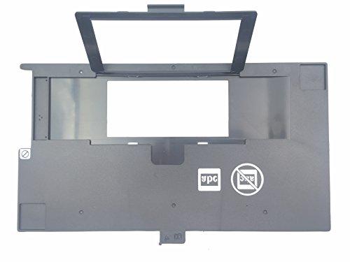 OKLILI 1401439 120 220 620 Photo Holder Film Brownie 120mm Film Guide for Epson Perfection V500 V550 V600 4490 4990 2450 3170 3200 4180 X 750 X770 X (220 Film)