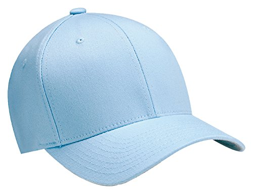Carolina Combed Blue Flexfit Wooly Chaqueta Mütze Flexfit Xs nan86YBZ