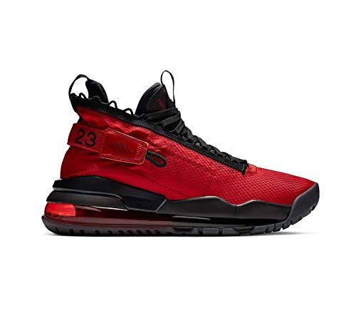 Nike Air Jordan Protro Max 720 Bred Black Gym Red BQ6623-600 US Size 10 from Nike