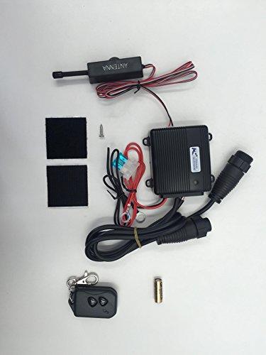 hydraulic dump remote - 8
