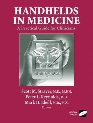 Handhelds In Medicine A Practical Guide For Clinicians