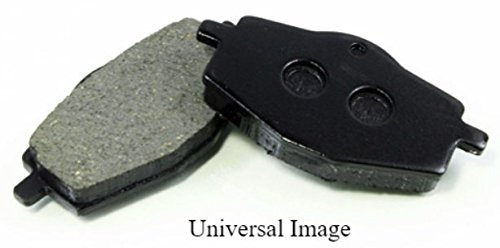 Rear Sintered Brake Pads for Harley Davidson XL, XLH, XLCH, XLS, XLX Girling Caliper 1982-Early 1987