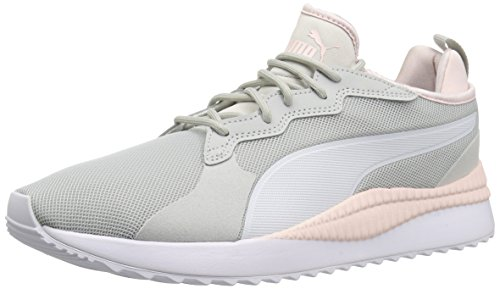 Puma Hombres Pacer Next Sneaker Gray Violet-puma White-pearl