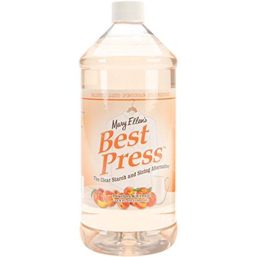 mary-ellen-products-60131-best-press-spray-ironing-starch-peaches-n-cream-338-ounce