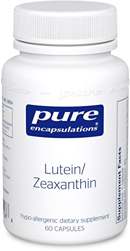 Pure Encapsulations Zeaxanthin Strength Functioning product image