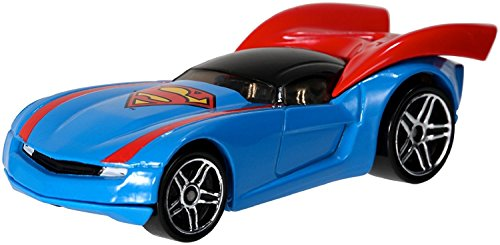 Superman Products : Hot Wheels DC Universe Superman Vehicle