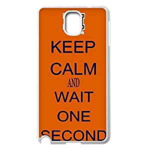 Design Keep Calm Pattern Hard Back Cell Phone Case for Samsung Galaxy Case Note 3 TSL160536