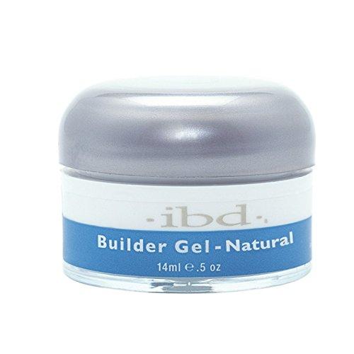 Tips Clear Ibd (IBD UV Builder Gel, Natural, 0.5 Ounce)
