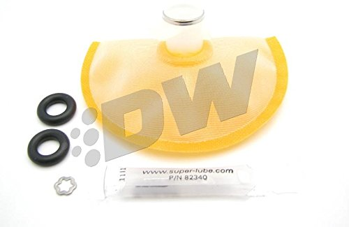 DeatschWerks 340lph DW300C Compact Fuel Pump w// 06-11 Civic Set Up Kit 9-307-1008 w//o Mounting Clips