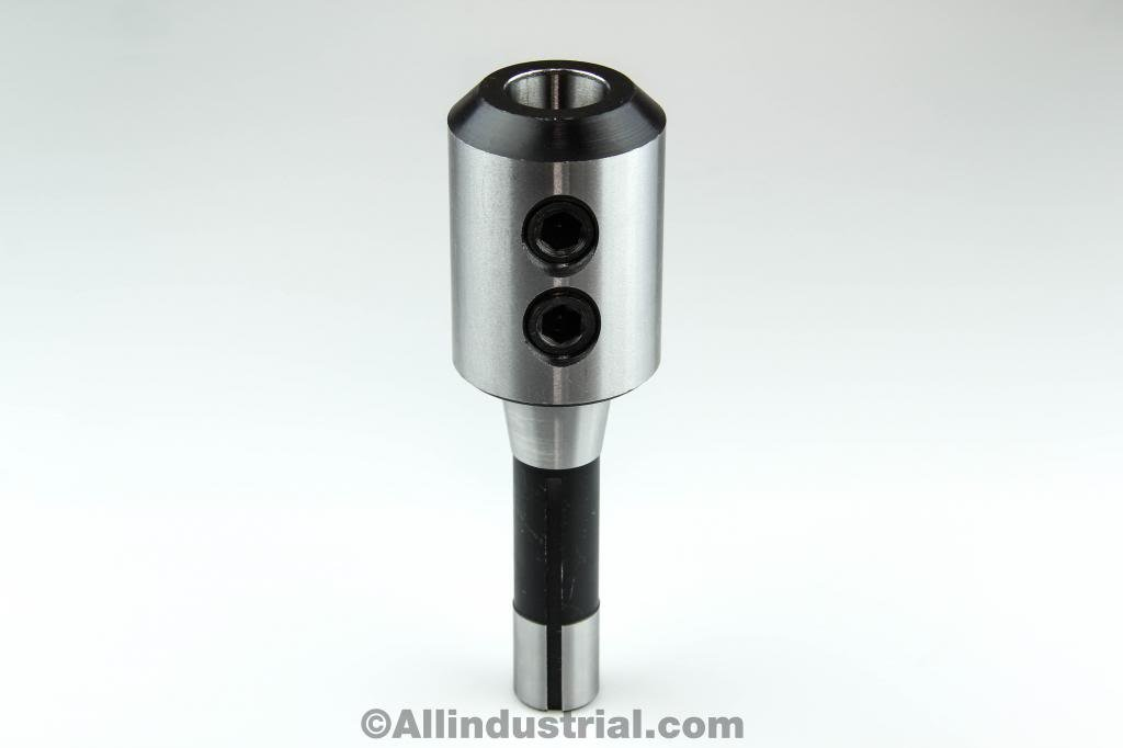 JRL 8-Piece 3//16-1-1//4 Precision R8 End Mill Holder Adapter for Milling Machine
