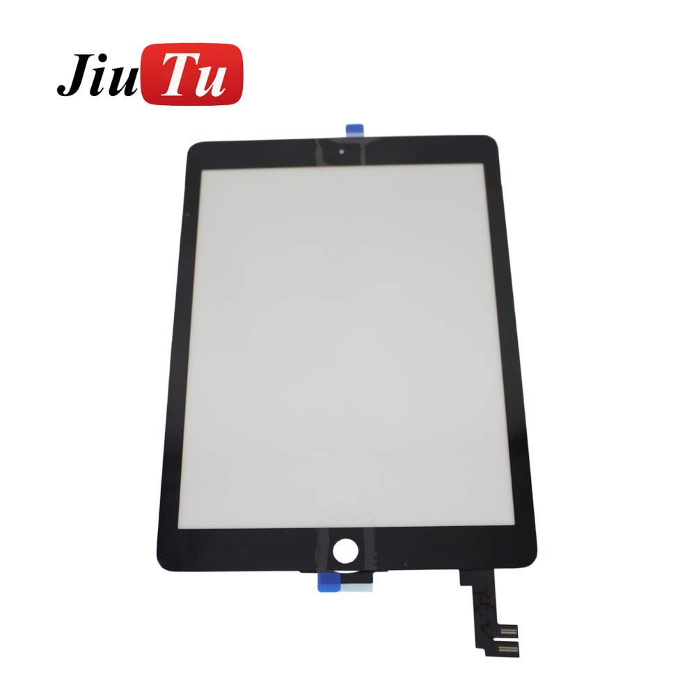 FINCOS Brand New for iPad Mini Glass with Touch LCD Touch Screen Glass for iPad Air LCD Repair Jiutu - (Color: 2pcs for Pro 9.7)