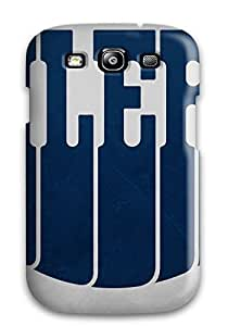 Premium Durable Minimalistic Sports Hockey Nhl Edmonton Oilers Simple Fashion Tpu Galaxy S3 Protective Case Cover