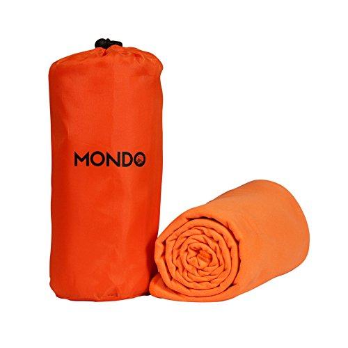 XXL Orange Quick Microfiber Towel product image