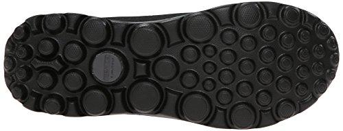 Skechers prestazioni Go Passeggiata Tabby scarpa Slip-on Walking Black