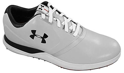Under Armour Performance Spikeless Golf Shoes 2017 White Medium 11.5