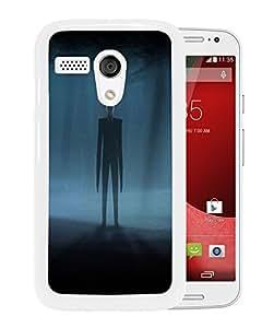 Slenderman (2) Durable High Quality Motorola Moto G Phone Case