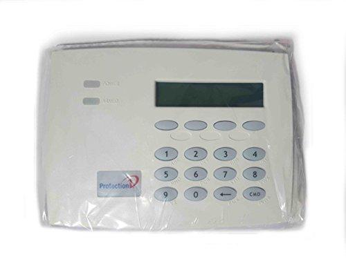 7160-WP1 thin LCD Keypad by DMP