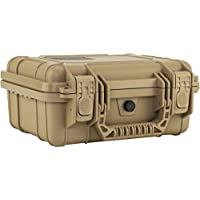 Condition 1 #185 Tan Airtight/Watertight Protective Case with Pick N Pluck Foam