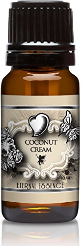 Coconut Cream Premium Grade Fragrance Oil - 10ml -Scented Oil
