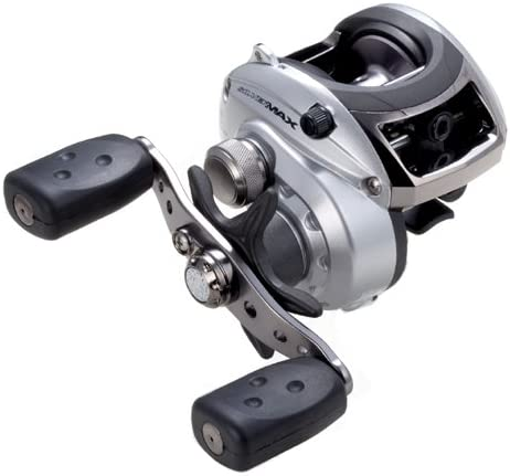 Abu Garcia Silver Max 2 Baitcast Fishing Reel Right-handed FREE SHIPPING SMAX2