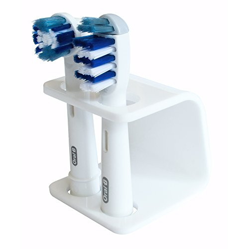 Electric Toothbrush Head Holder by Seemii. Head Stand Holds