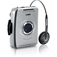 Coby CX49 Personal AM/FM Stereo Cassette Player (Discontinued by manufacturer)