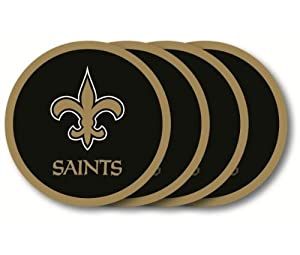 NFL Sports & Fitness Coaster (Set Of 4) from Duck House