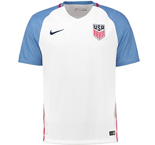 Mens Nike U S  Stadium Top White Game Royal Midnight Navy Size Medium