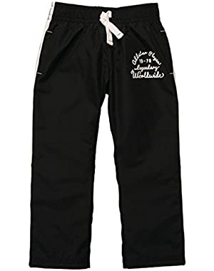 Carter's Boys Athletic Pants Mix and Match (24 months, Black)